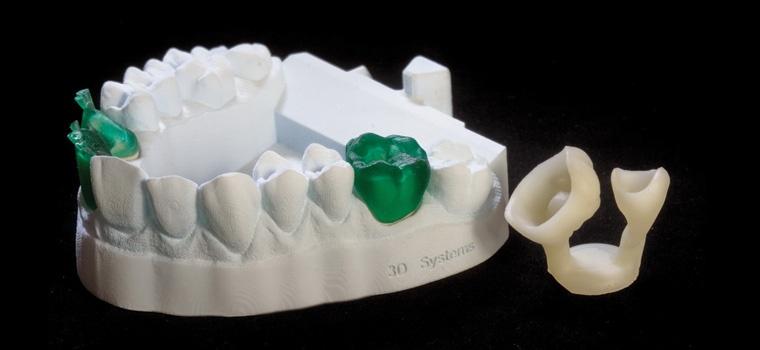 Modelo dental 1200